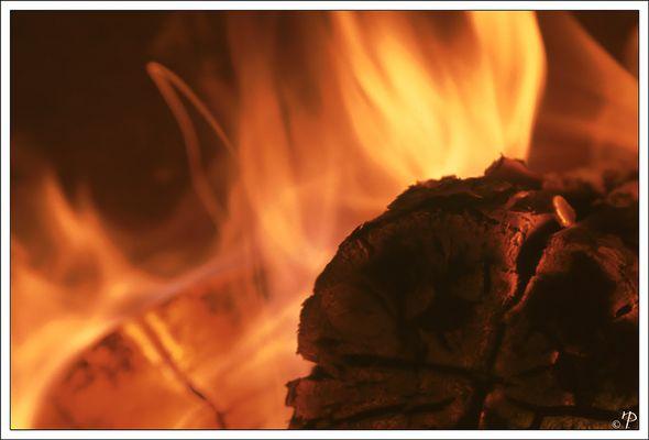 Zeit für Kachelofenfeuer