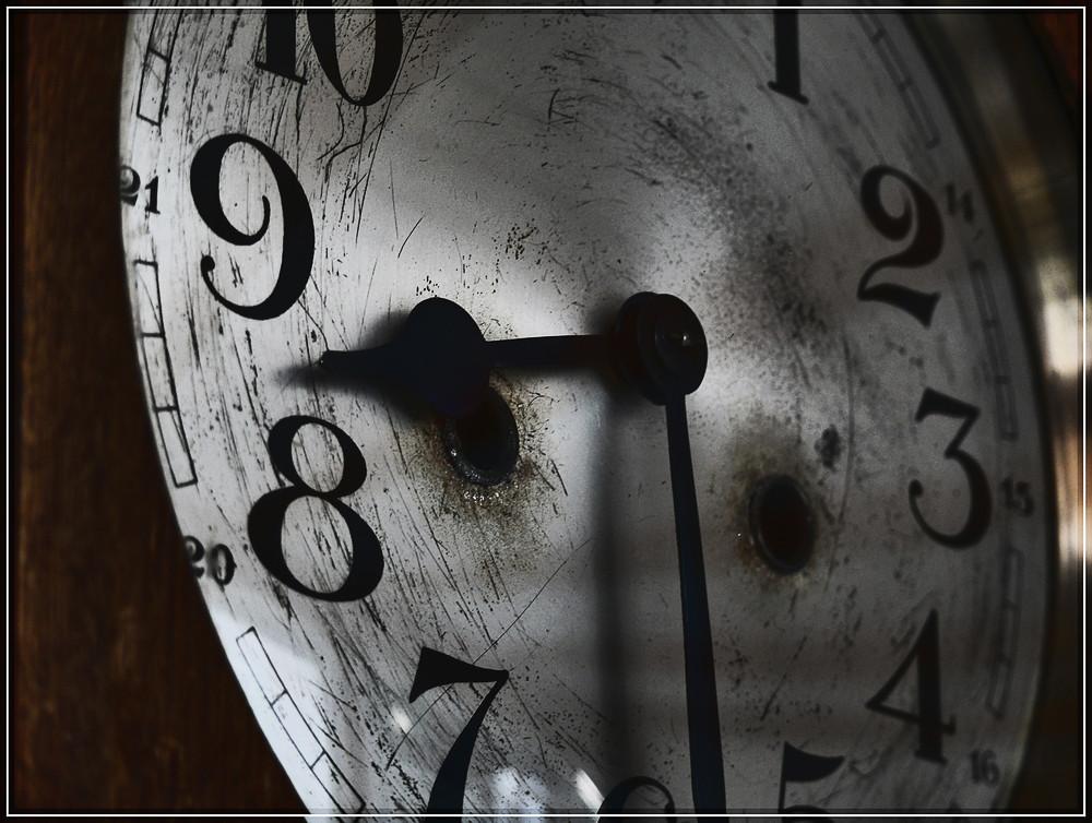 Zeit heilt nicht alle Wunden