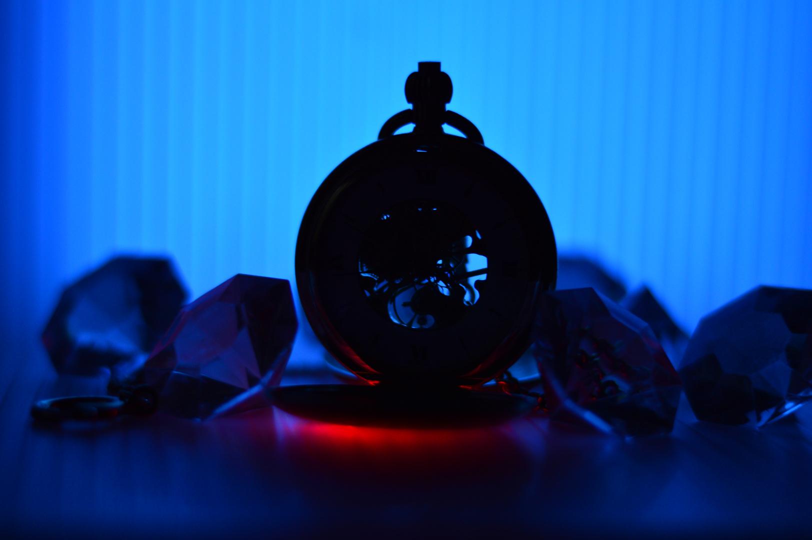 Zeit ist wertvoller als Diamanten