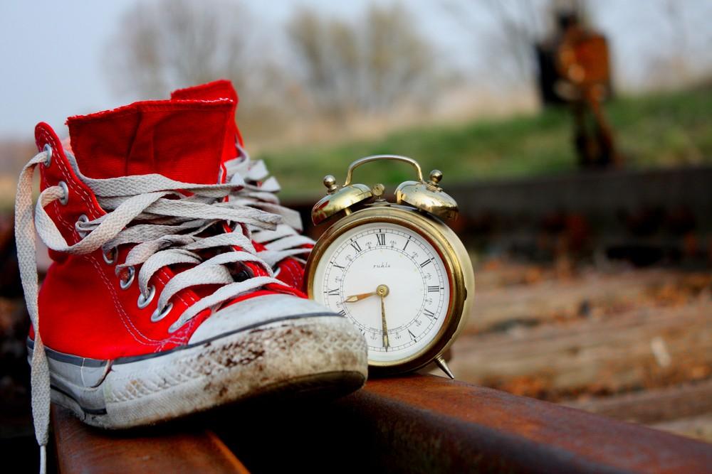 Zeit läuft uns davon...