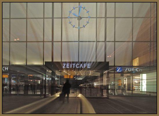 Zeitcafe Bahnhof Köln