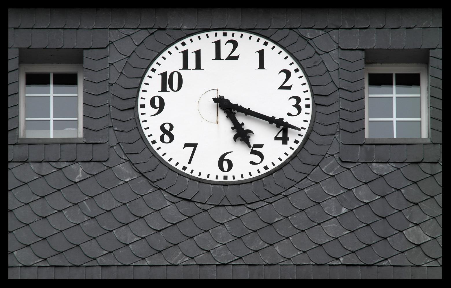 Zeitfenster.....2013