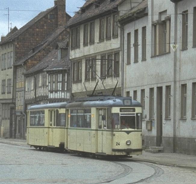 Zeitgeschichte aus Halberstadt