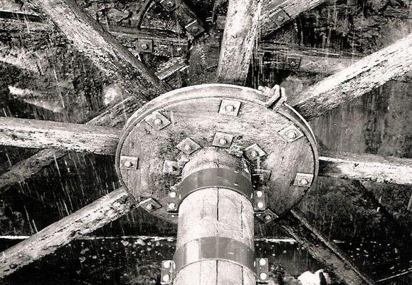 Zeitrad des Wassers