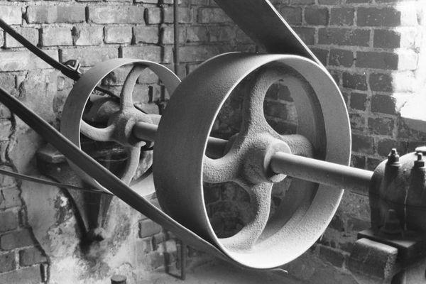 Zeitzeugen aus einer Brikettfabrik