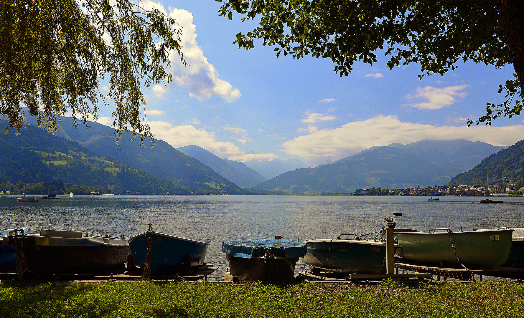 """ Zell am See """