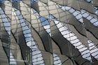 Zeltdach-Spiegelung
