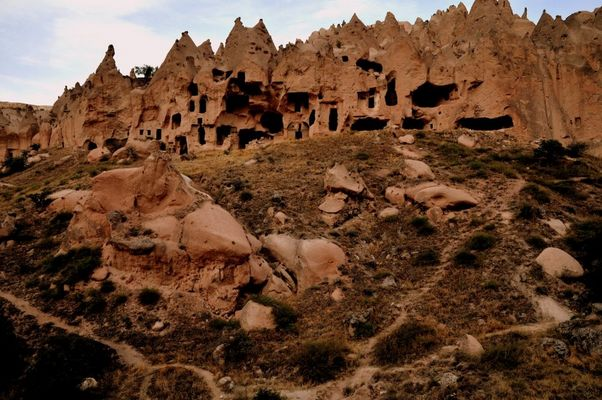 Zelve / Cappadocia