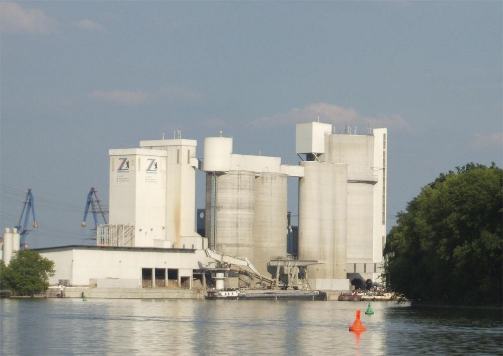 Zementwerk Berlin-Rummelsburg