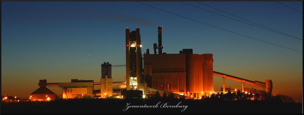Zementwerk Bernburg