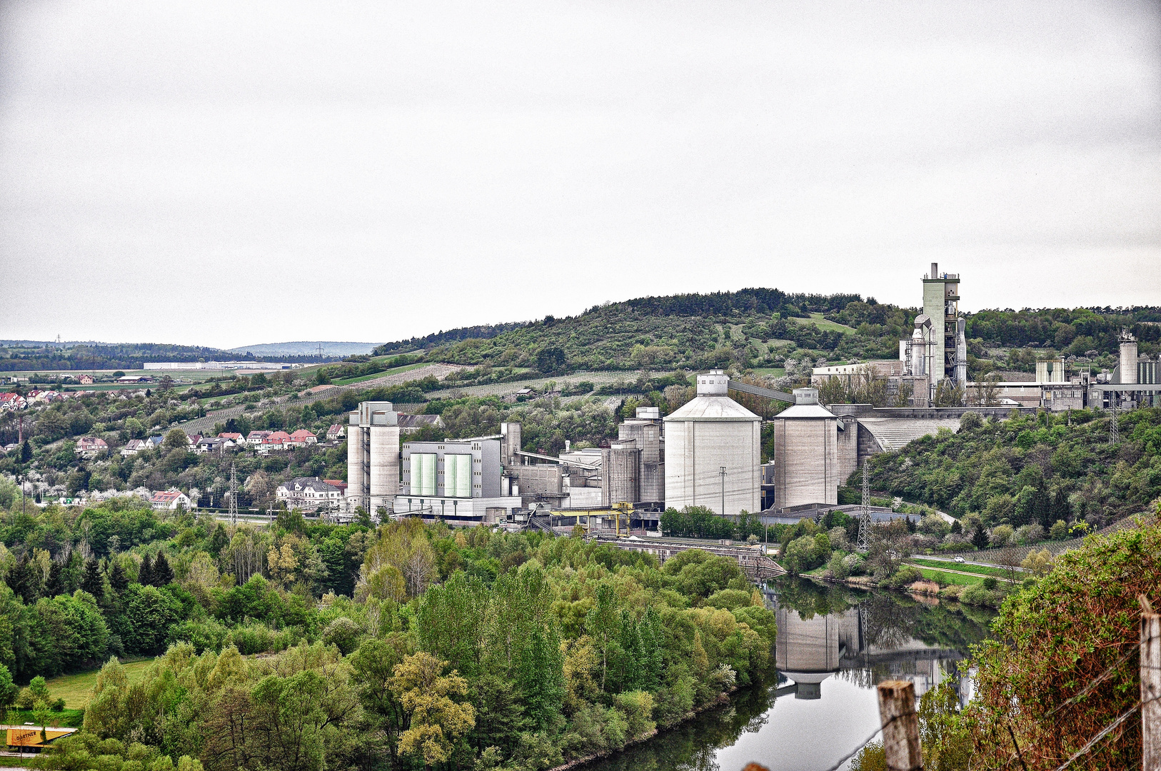Zementwerk Lengfurt am Main