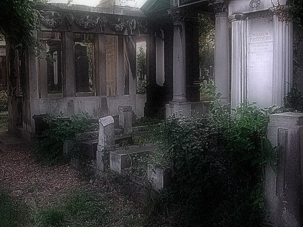 Zentralfriedhof Wien Tor 1