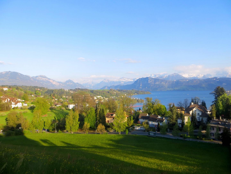 Zentralschweizer Panorama ...