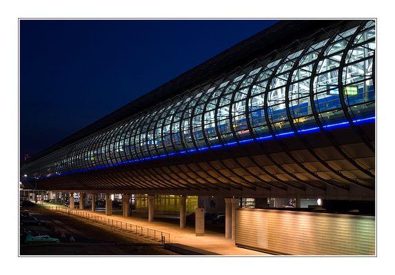 Zentralterminal Flughafen Leipzig - Halle
