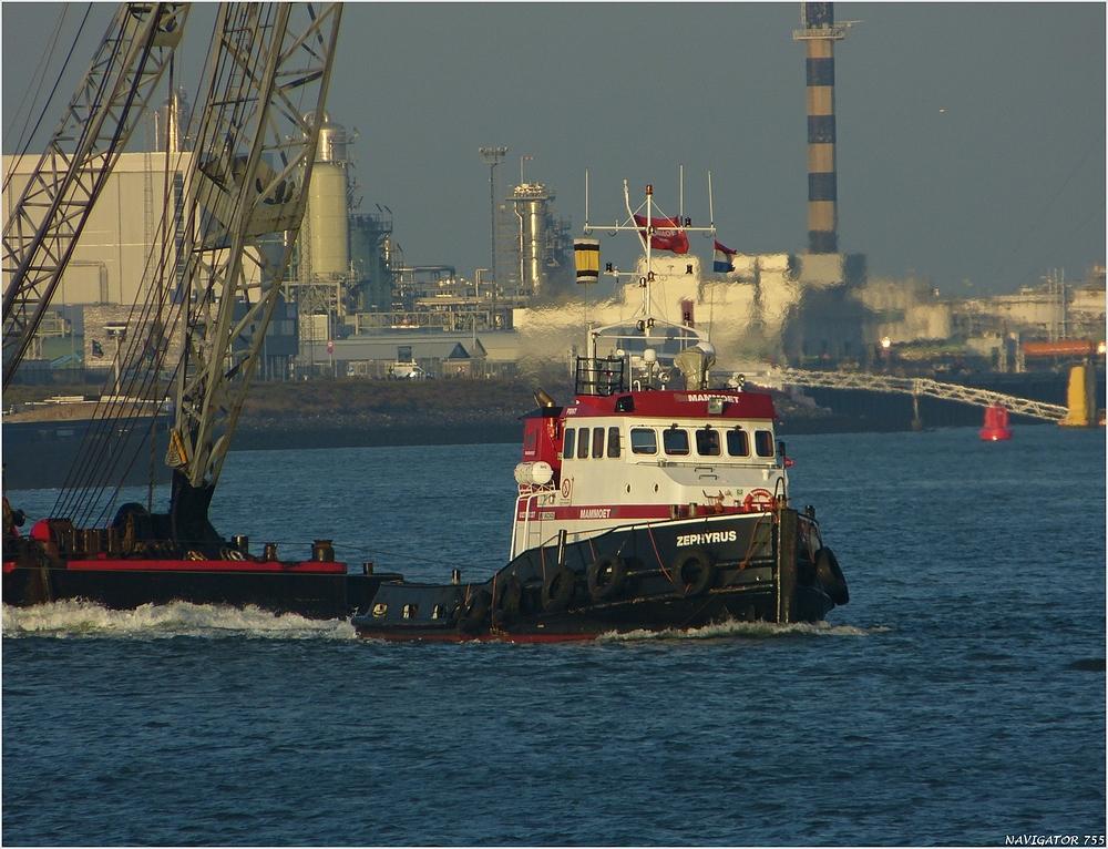 ZEPHYRUS / Coastal Tug / Beerkanal / Europoort / Rotterdam