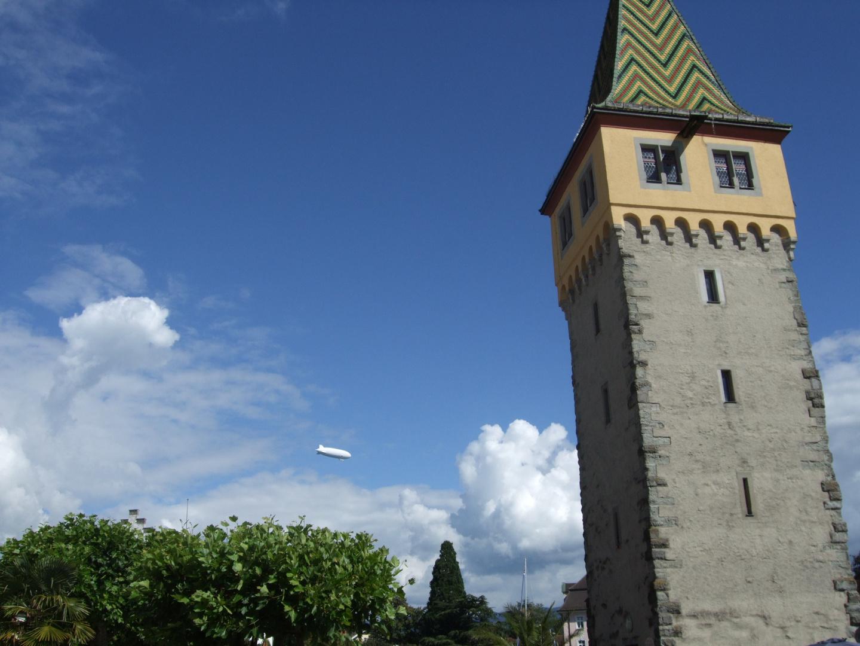 Zeppelin in Lindau