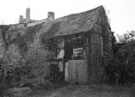 zerfallenes Haus in Eberswalde