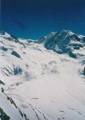Zermatt - auf dem Weg zum Gipfel