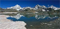 Zermatt Dent Blanche