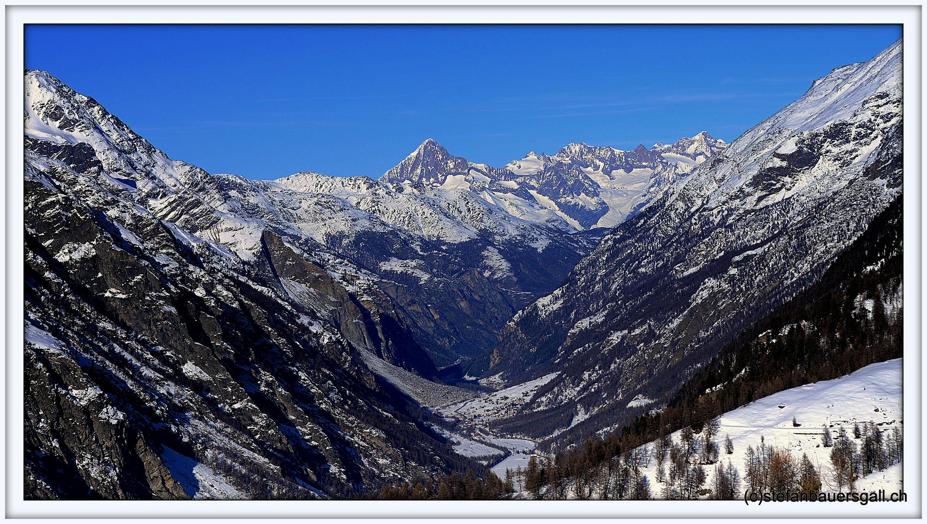 """Zermatter Landschaft."""