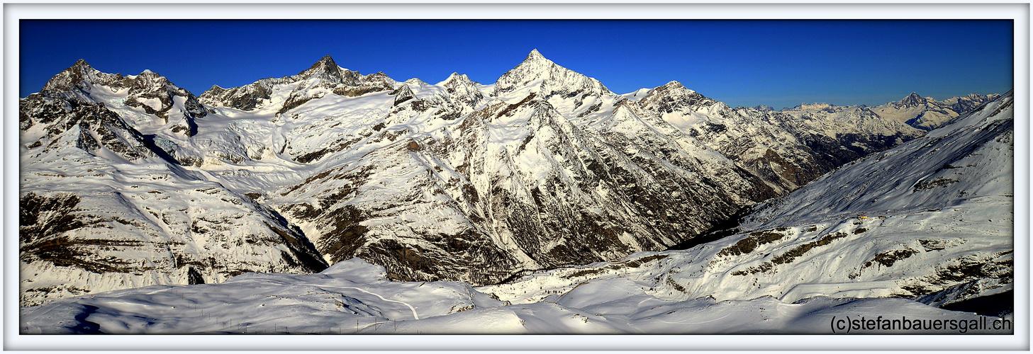 """""""Zermatter Landschaft II."""""""
