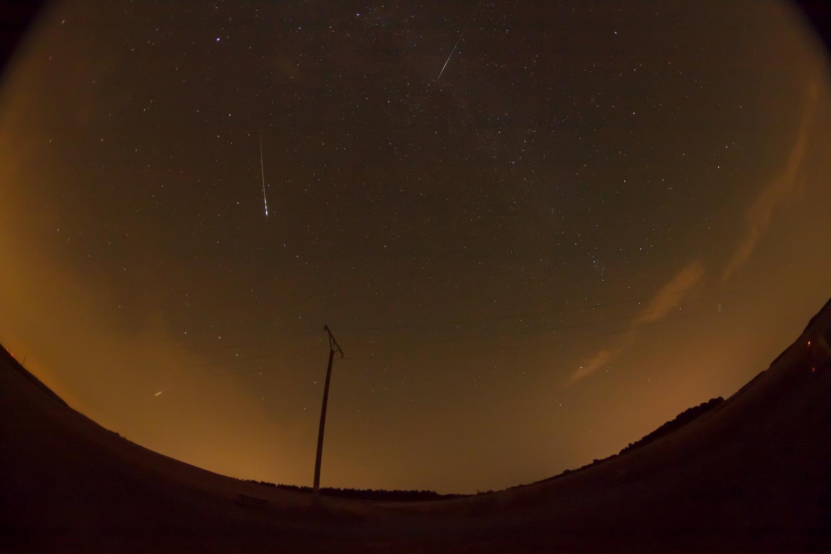 zerplatzender Meteorit vom 3.August 2013