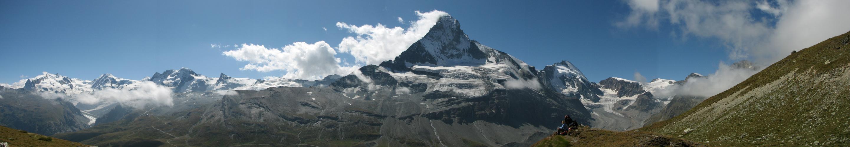 Zerrmat , Matterhorn