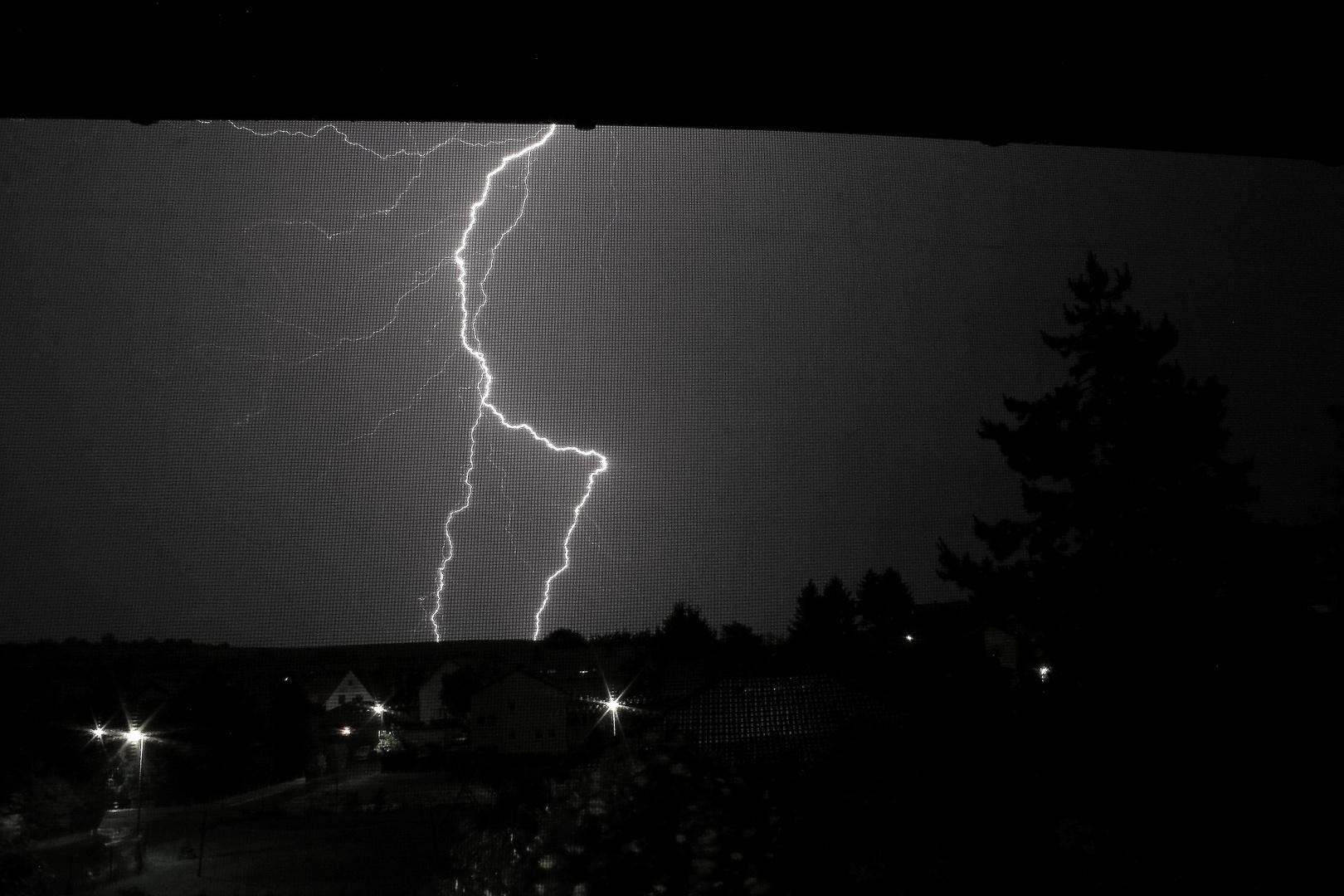 Zeus zürnt - Wut in SW