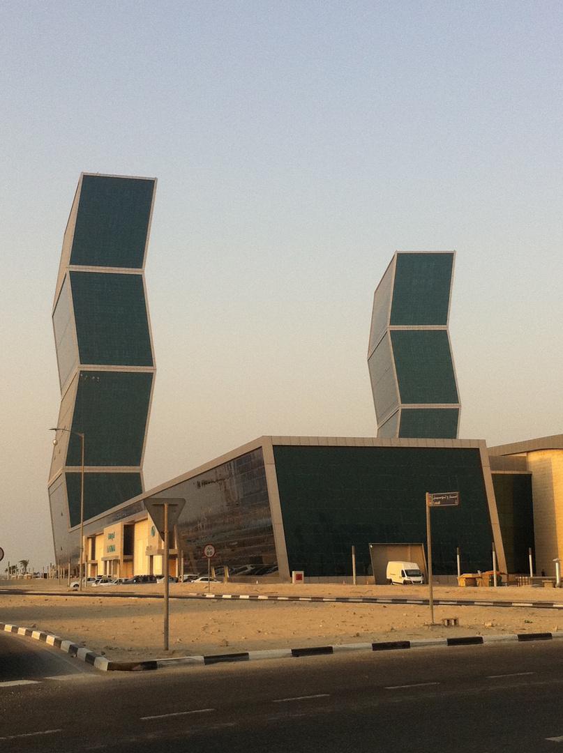 Zick-Zack Building Qatar