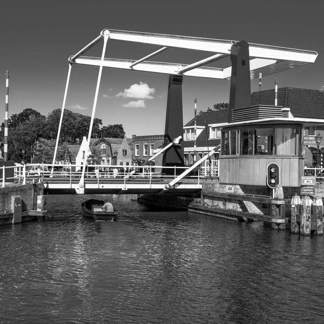 Ziehbrücke