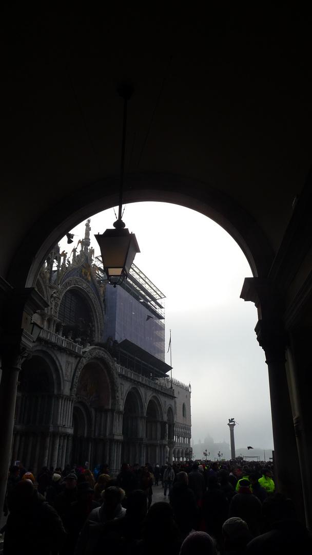 Ziel-Gerade: San Marco.....