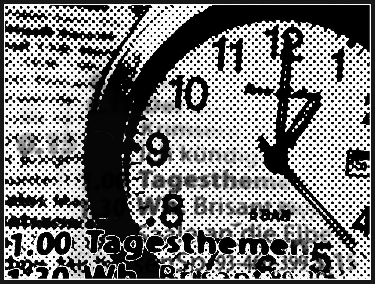 Ziemlich pünktlich / Abbastanza puntuale