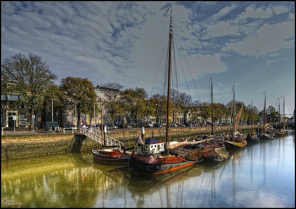Zierikzee - Museumhaven 03-10-11