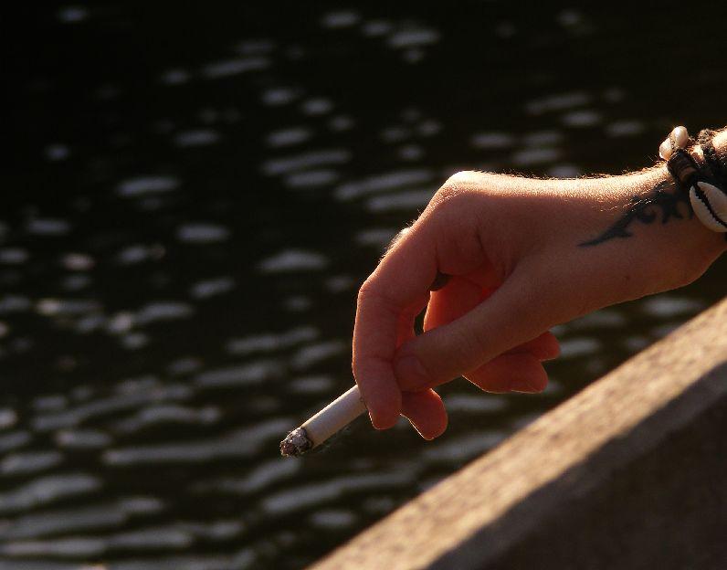zigarettenlänge.