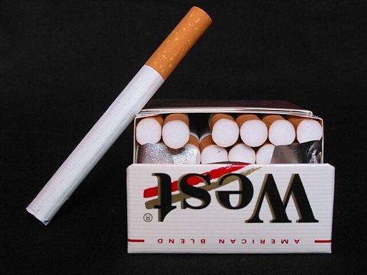 Zigarretten.....