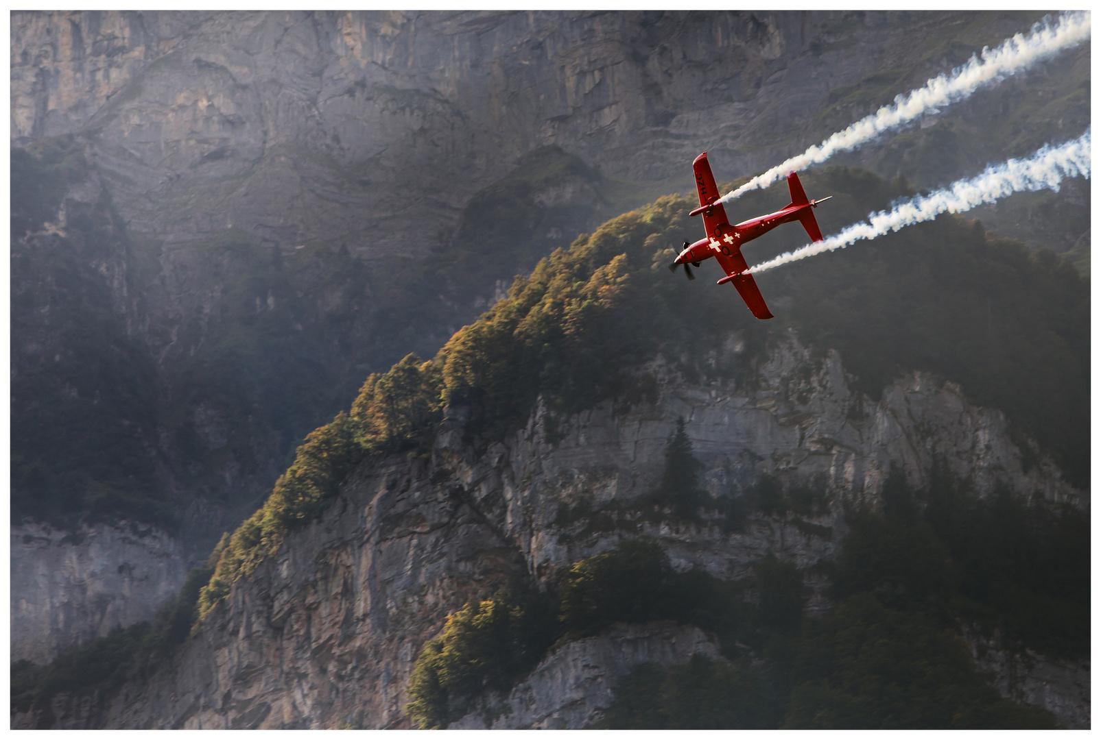 Zigermeet 2013 - Pilatus PC21
