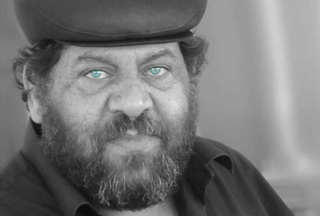 Zigeuner mit grünen Augen