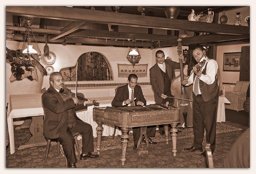 Zigeunermusik