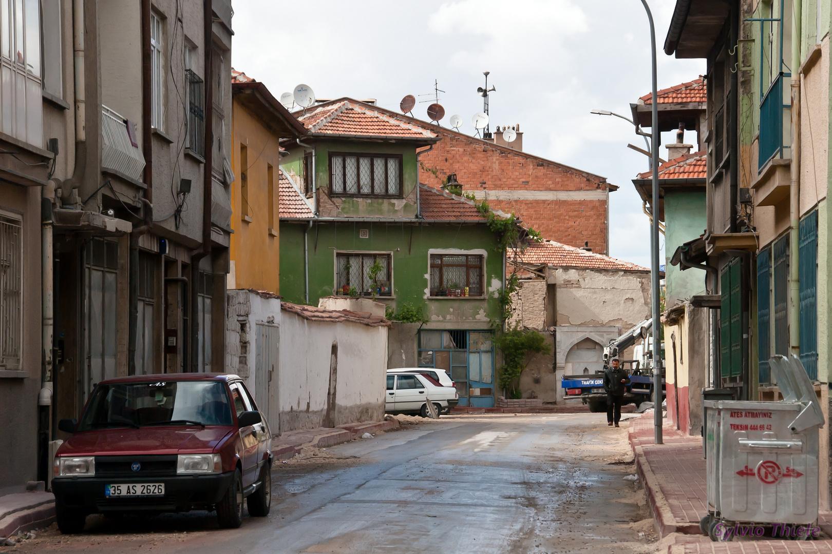 Zigeunerviertel - Konya ( Türkei )