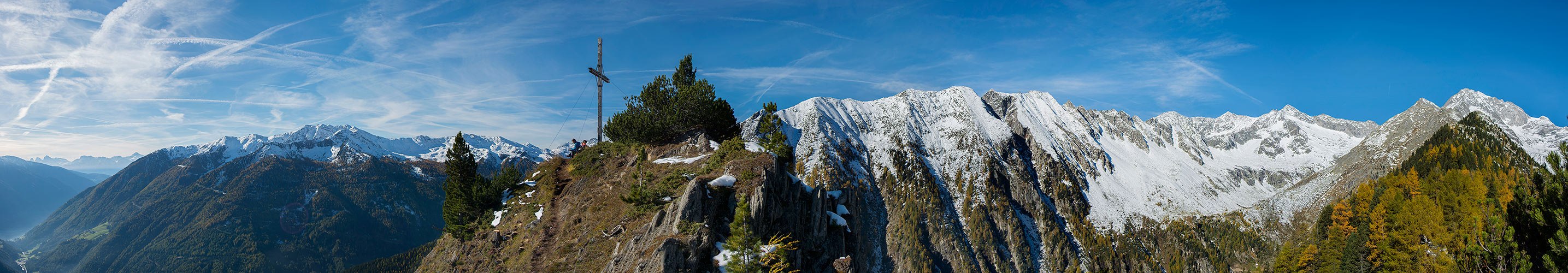 ... Zillertaler Alpen - Südtirol ...