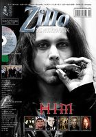 Zillo - Ausgabe 04/08 [ HIM ]