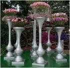 Zilveren vazen