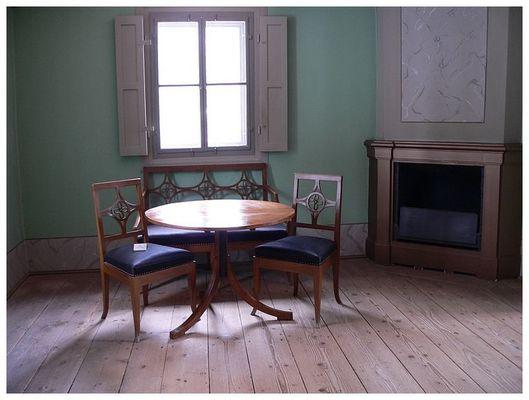 Zimmer in Goethes Gartenhaus
