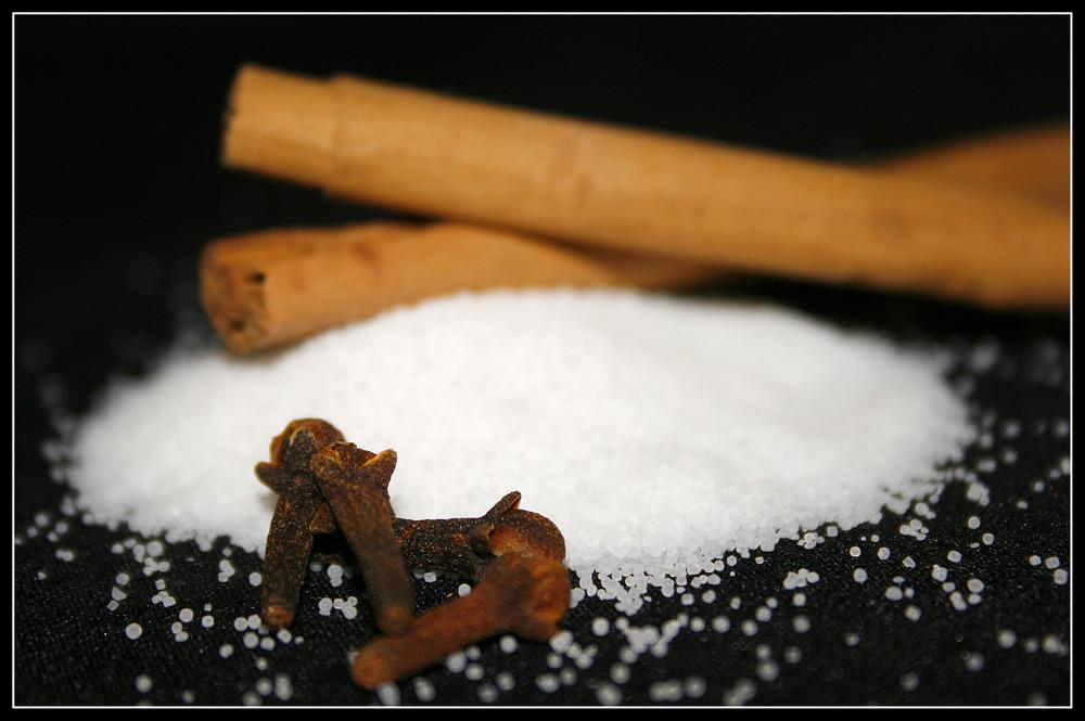 Zimt und Zucker...mit Nelken