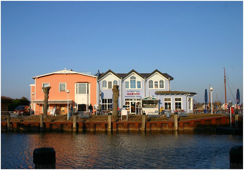 Zingst Hafen