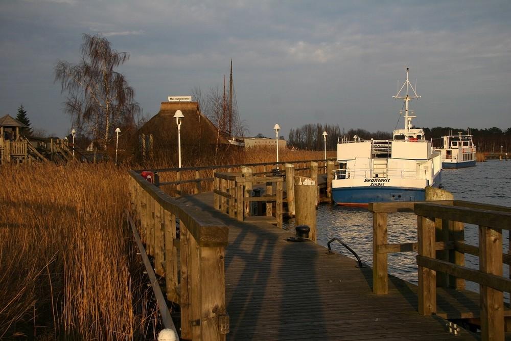 Zingster Hafen