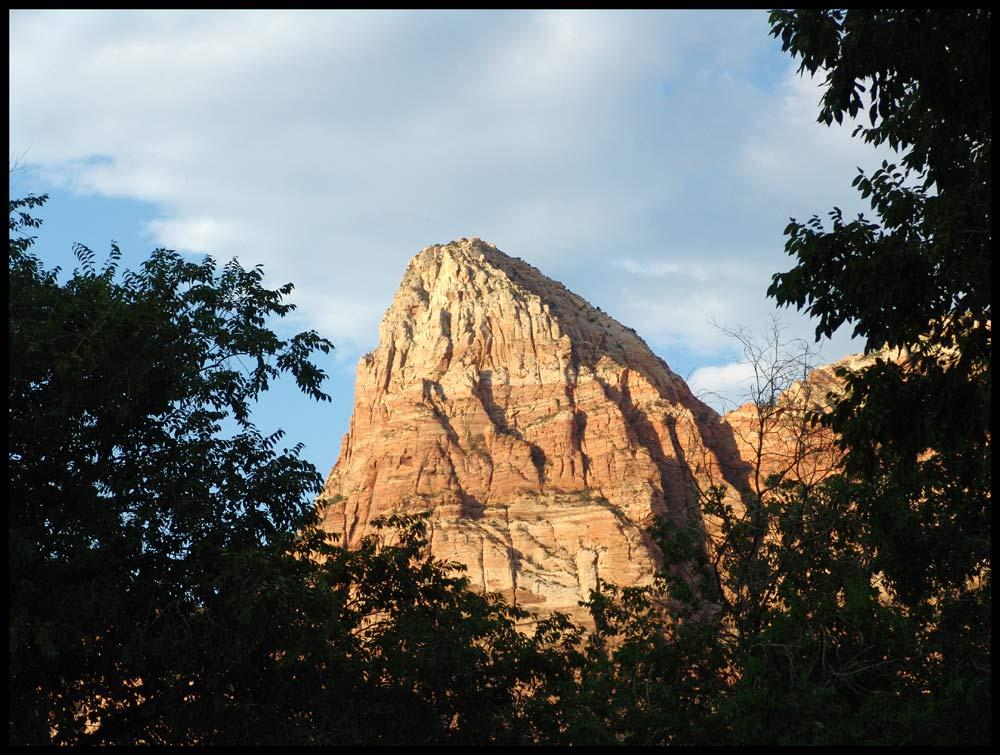 Zion National Park: Camping mit Aussicht