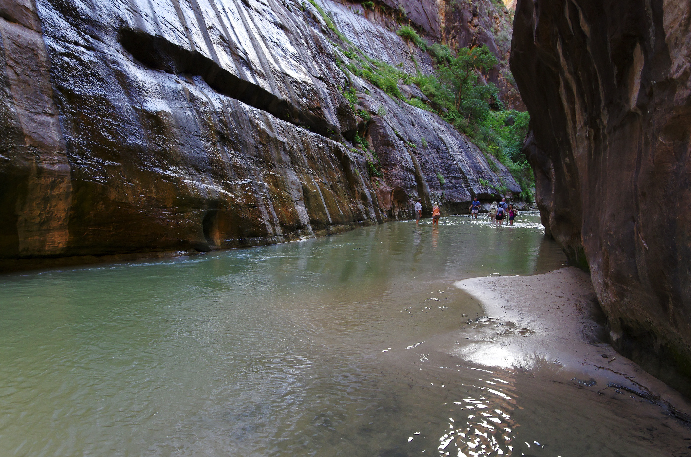 Zion - The Narrows I