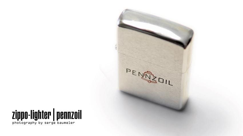 Zippo-Lighter | Pennzoil
