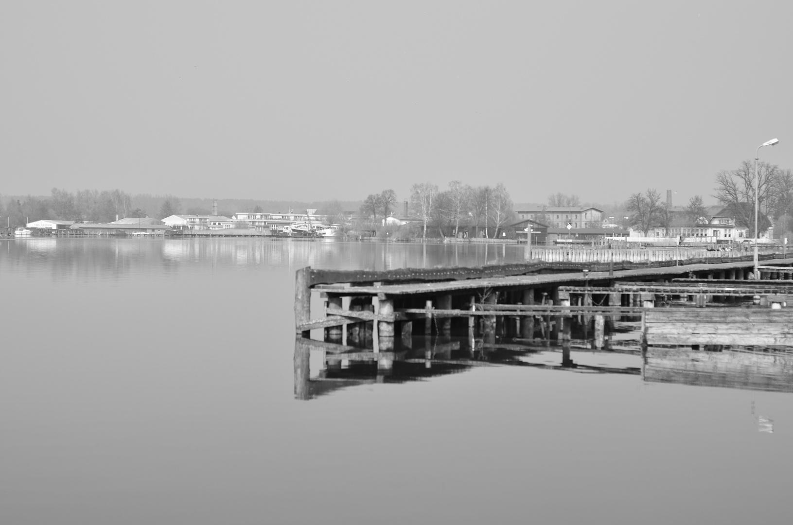 Zirker See Neustrelitz